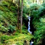 Waterfall, Glendalough